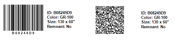 Lists, Labels & Barcodes